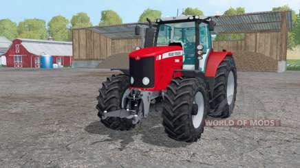 Massey Ferguson 6499 2008 for Farming Simulator 2015