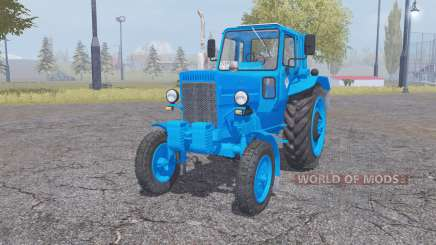 MTZ 80 Belarus bright blue for Farming Simulator 2013