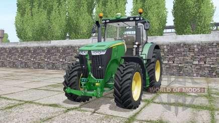 John Deere 7215R Europe Version for Farming Simulator 2017