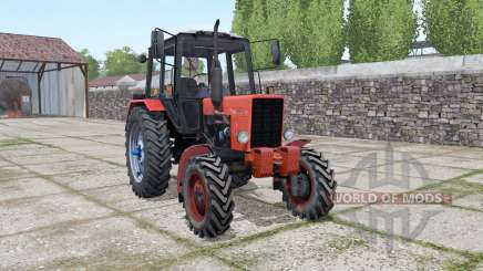 MTZ 82 Belarus animation doors for Farming Simulator 2017