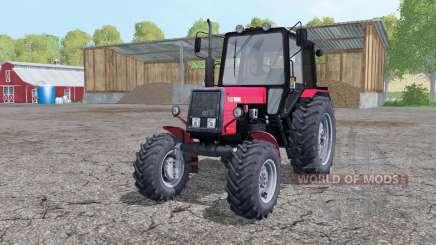 Belarus MTZ 1025 animation parts for Farming Simulator 2015
