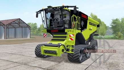 Claas Lexion 795 crawler for Farming Simulator 2017