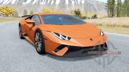 Lamborghini Huracan LP 640-4 Performante (LB724) for BeamNG Drive