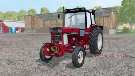 International 955 dual rear for Farming Simulator 2015