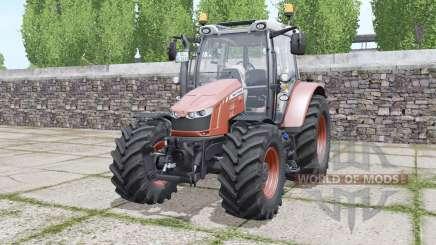 Massey Ferguson 5613 more configurations for Farming Simulator 2017