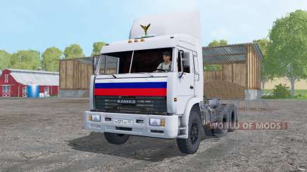 KamAZ 54115 for Farming Simulator 2015