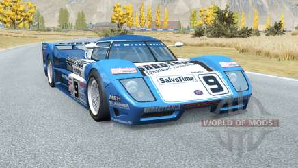 Montgomery GT 2400 for BeamNG Drive