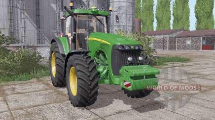 John Deere 8320 for Farming Simulator 2017
