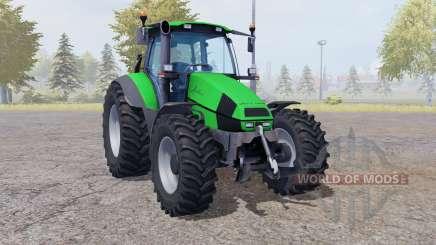 Deutz-Fahr Agrotron 120 Mk3 2001 for Farming Simulator 2013