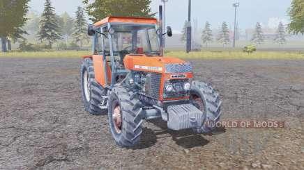 URSUS 1224 Turbo animation parts for Farming Simulator 2013