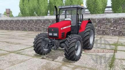 Massey Ferguson 6290 loader mounting for Farming Simulator 2017
