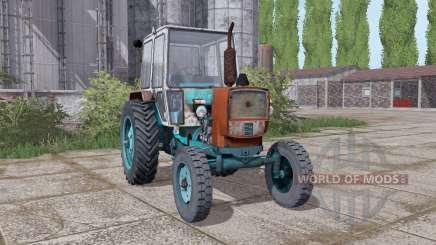 YUMZ 6КЛ rear dual wheels for Farming Simulator 2017