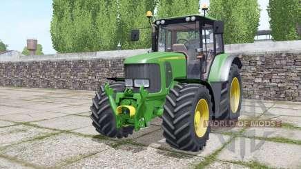 John Deere 6330 Michelin tires for Farming Simulator 2017