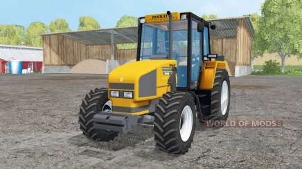 Renault Temis 610 Z loader mounting for Farming Simulator 2015