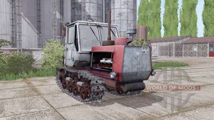 T-150-09 ninasimone-red for Farming Simulator 2017