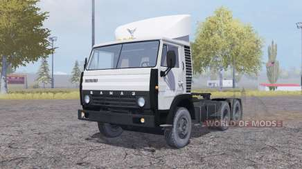KamAZ 54112 1981 animated doors for Farming Simulator 2013
