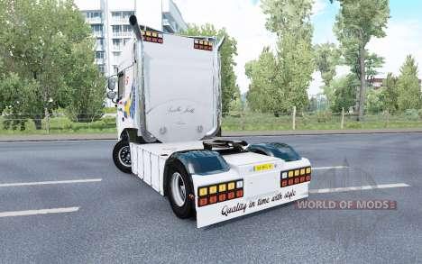 DAF XF Jelle Schouwstra for Euro Truck Simulator 2