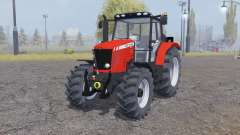 Massey Ferguson 5475 animation parts for Farming Simulator 2013