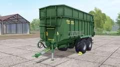 Fortuna FTM 200-6.0 dark lime green for Farming Simulator 2017
