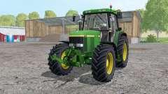 John Deere 6810 animation parts for Farming Simulator 2015