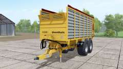 Veenhuis W400 soft orange for Farming Simulator 2017