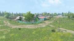 The village Kuray v3.0 for Farming Simulator 2015