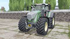 Fendt 933 Vario S4 more options for Farming Simulator 2017