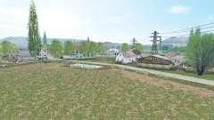 Balkanska Dolina v1.4.5 for Farming Simulator 2015