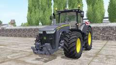 John Deere 8270R Black Edition for Farming Simulator 2017