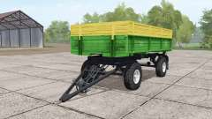 2ПТС-4 light green for Farming Simulator 2017