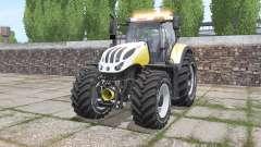 Steyr 6270 Terrus CVT revised light for Farming Simulator 2017
