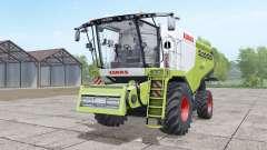 Claas Lexion 740 yellow-green for Farming Simulator 2017