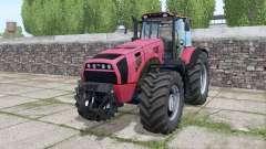Belarus 4522 coupled wheels for Farming Simulator 2017