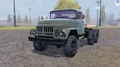 ZIL 131В for Farming Simulator 2013