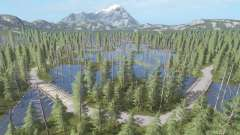 Pacific Inlet v1.1 for Farming Simulator 2017