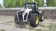 Claas Xerion 5000 Trac VC design selection for Farming Simulator 2017