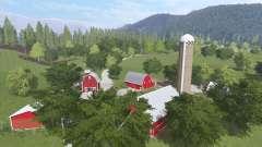 Genesee Acres v1.1 for Farming Simulator 2017