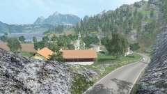 Somewhere in Bavaria v1.1.2 for Farming Simulator 2015