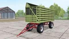Conøw HW 80 V5.1 for Farming Simulator 2017