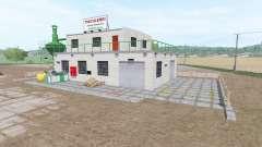 Woodworking shop for Farming Simulator 2017