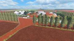 Fazenda Bahia Potrich for Farming Simulator 2017
