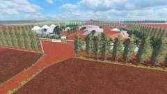 Fazenda Bahia Potrich for Farming Simulator 2017
