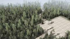 The Forgotten Hills for MudRunner
