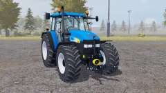 New Holland TM 175 2002 for Farming Simulator 2013