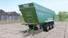 Fortuna FTM 300-8.0 dark lime green for Farming Simulator 2017