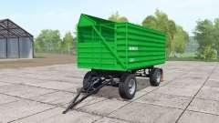 Conow HW 80 V5.1 lime green for Farming Simulator 2017
