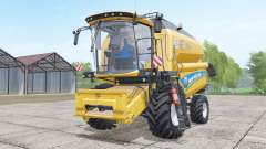 New Holland TC5.70 design selection for Farming Simulator 2017