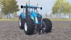 New Holland T8020 double wheels for Farming Simulator 2013