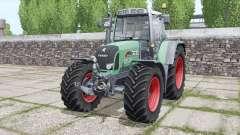 Fendt 716 Vario TMS wheels selection for Farming Simulator 2017