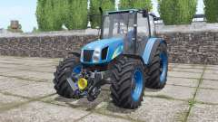New Holland T5060 configure for Farming Simulator 2017